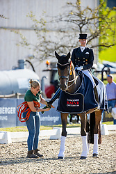 BREDOW-WERNDL Jessica (GER), TSF Dalera BB<br /> Impressionen am Rande<br /> Deutsche Meisterschaft der Dressurreiter<br /> Klaus Rheinberger Memorial<br /> Nat. Dressurprüfung Kl. S**** - Grand Prix Special<br /> Balve Optimum - Deutsche Meisterschaft Dressur 2020<br /> 19. September2020<br /> © www.sportfotos-lafrentz.de/Stefan Lafrentz