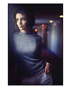 Former model (wife of actor Sunjay Dutt), Rhea Pillai-Dutt at the Juhu Centaur Hotel.By Siddharth Siva