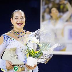 20151107: SLO, Artistic Roller Skating - Lucija Mlinaric ending her sports career
