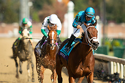 Roy H with Paco Lopez up trained by Peter Miller win the 2018 Breeders' Cup Sprint,Saturday, Nov. 03, 2018 at the Churchill Downs  in Louisville.