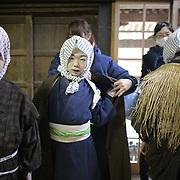 Japan: Kuromori Kabuki in Sakata, Yamagata prefecture