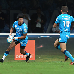 Yvan REILHAC of Montpellier  during the Top 14 match between Montpellier and Toulouse on October 19, 2019 in Montpellier, France. (Photo by Alexandre Dimou/Icon Sport) - Yvan REILHAC - Altrad Stadium - Montpellier (France)