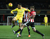 Brentford v Burnley 150116