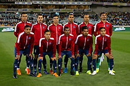 CANBERRA, AUSTRALIA - OCTOBER 10: The Nepal team photos before the FIFA World Cup Qualifier soccer match between Australia and Nepal on October 10, 2019 at GIO Stadium in Canberra, Australia. (Photo by Speed Media/Icon Sportswire)