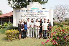 MBA/GMBA students visit Thai Acrylic Factory Jan2012