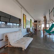 Shell House by Ramón Castellanos. Sanlucar de Barrameda, Cadiz.