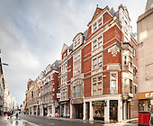 Chichester Rents, Chancery Lane, London