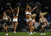Photo: Paul Thomas.<br /> Bolton Wanderers v West Ham United. The Barclays Premiership. 09/12/2006.<br /> <br /> Guess American Cheerleaders intertain at half time.