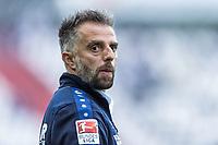 Trainer Tomas Oral (KSC) <br /> Karlsruhe, 18.09.2016, Fussball, 2. Bundesliga, Karlsruher SC - FC St. Pauli 1:1<br /> Norway only
