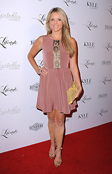 """Ali Fedotowsky attends the """"Beverly Hills Lifestyle"""" Fall 2012 Issue Launch Party at KYLE by Alene Too,  Thursday September 28, 2012. Photo By Simon Taylor / i-Images."""