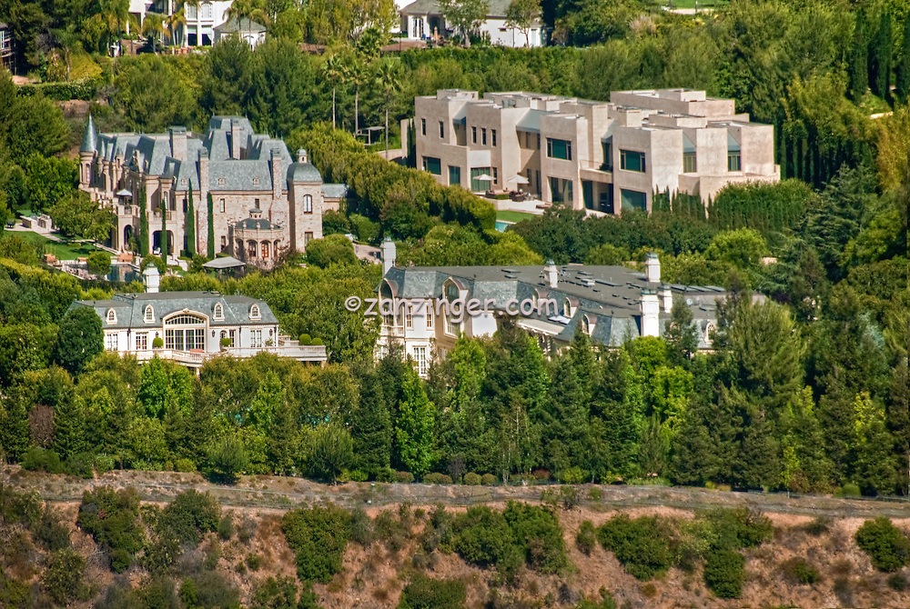 Beverly Hills CA Beverly Park Franklin Canyon Luxury Homes