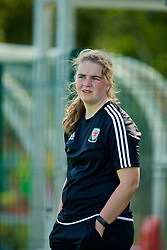 WREXHAM, WALES - Monday, July 22, 2019: Wales goalkeeping coach xxxx during the Welsh Football Trust Cymru Cup 2019 at Colliers Park. (Pic by Paul Greenwood/Propaganda)