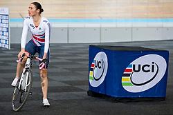 Sarah Storey, GBR, 2015 UCI Para-Cycling Track World Championships, Apeldoorn, Netherlands