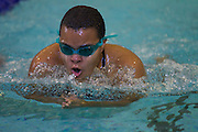 Jan 31, 2013; Baltimore, MD, USA; Notre Dame Gators take on Hollins College in Swimming on campus. Mandatory Credit: Brian Schneider-www.ebrianschneider.com