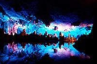 Reed Flute Cave (Ludiyan), Guilin, China