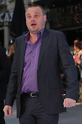 Al Murray during the International Film Premiere for Star Trek Into Darkness, The Empire Cinema, London, UK, on 02 May 2013, 03 May 2013. Photo by:  i-Images