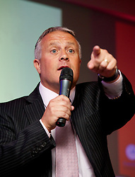 CARDIFF, WALES - Friday, May 18, 2012: Micky Adams during an FAW Coaching course at the Glamorgan Sports Park. (Pic by David Rawcliffe/Propaganda)