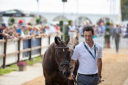 Benitez Valle Esteban, ESP, Milana<br /> European Championship Eventing<br /> Luhmuhlen 2019<br /> © Hippo Foto - Stefan Lafrentz