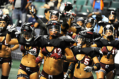Lingerie Football League - Tampa v Miami
