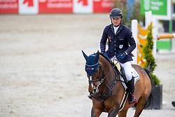 JUNG Michael (GER), fischerChelsea<br /> Hagen - Horses and Dreams 2019<br /> Preis der LVM Versicherung - CSI4* Quali. BEMER-RIDERS TOUR-Wertung<br /> 27. April 2019<br /> © www.sportfotos-lafrentz.de/Stefan Lafrentz