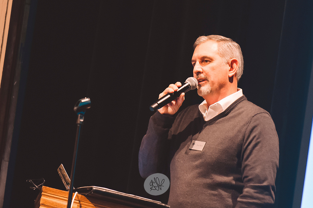 The Grand Traverse Regional Community Foundation (GTRCF) co-hosted TC New Tech's February Event at the City Opera House. The event featured keynote speaker Mike Biselli, a Colorado-based pioneer and national expert on health tech ecosystem development and co-founder of Catalyst HTI. The event also featured Scott Cousino, CEO and Co-Founder of myStrength, a Denver based digital behavioral health solutions company.