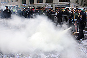 NYPD puts out Fire, in New York City, NY