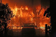 Rarotonga-Family flees suspicious house fire, Atupa