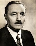 Boles?aw Bierut 1892 - 1956. Polish Communist leader. President of Poland 1947 – 1952