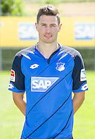 German Bundesliga - Season 2016/17 - Photocall 1899 Hoffenheim on 19 July 2016 in Zuzenhausen, Germany: Fabian Schaer. Photo: APF  | usage worldwide