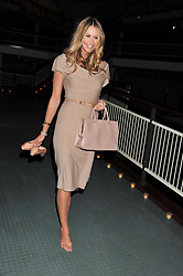 ELLE MACPHERSON at a dinner hosted by Calvin Klein Collection to celebrate the future Home of The Design Museum at The Commonwealth Institute, Kensington, London on 13th October 2011.