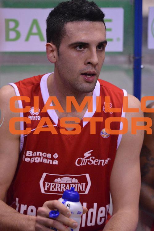 DESCRIZIONE : Siena Lega A 2012-2013 Montepaschi Siena Trenkwalder Reggio Emilia<br /> GIOCATORE : Cervi Riccardo<br /> CATEGORIA : ritratto<br /> SQUADRA : Trenkwalder Reggio Emilia<br /> EVENTO : Campionato Lega A 2012-2013 <br /> GARA : Montepaschi Siena Trenkwalder Reggio Emilia<br /> DATA : 21/01/2013<br /> SPORT : Pallacanestro <br /> AUTORE : Agenzia Ciamillo-Castoria/GiulioCiamillo<br /> Galleria : Lega Basket A 2012-2013  <br /> Fotonotizia : Siena Lega A 2012-2013 Montepaschi Siena Trenkwalder Reggio Emilia<br /> Predefinita :