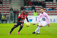 Nampalys MENDY - 04.04.2015 - Nice / Evian Thonon - 31eme journee de Ligue 1<br />