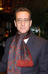 ROBERT HANSON at a party at Ralph Lauren, Bond Street, London in support of the NSPCC's Full Stop campaign on 21st March 2006.<br />