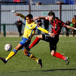 Haringey Borough FC V Brightlingsea Regent