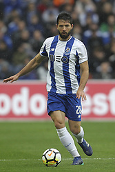April 8, 2018 - Porto, Aveiro, Portugal - Porto's Brazilian defender Felipe during the Premier League 2017/18 match between FC Porto v CD Aves, at Dragao Stadium in Porto on April 8, 2018. (Credit Image: © Dpi/NurPhoto via ZUMA Press)