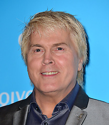 Arqiva Commercial Radio Awards<br /> Mike Nolan of Bucks Fizz during the annual awards show recognising achievement by marketing, programming and on-air sales sectors in the commercial radio industry. Westminster Bridge<br /> London, United Kingdom<br /> Wednesday, 3rd July 2013<br /> Picture by Nils Jorgensen / i-Images