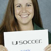 2002 UM Women's Soccer Photo Day