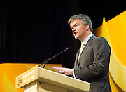 Liberal Democrats<br /> Autumn Conference 2011 <br /> at the ICC, Birmingham, Great Britain <br /> <br /> 17th to 21st September 2011 <br /> <br /> The Right Honourable Michael Moore <br /> MP Secretary of State for Scotland<br /> <br /> Photograph by Elliott Franks