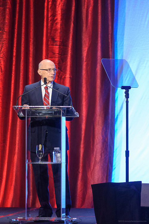 John Rosenberg, recipeint of the 2016 Kentucky Humanitarian Award at the fourth annual Muhammad Ali Humanitarian Awards Saturday, Sept. 17, 2016 at the Marriott Hotel in Louisville, Ky. (Photo by Brian Bohannon for the Muhammad Ali Center)