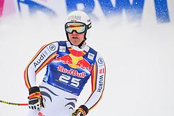 25.01.2020, Streif, Kitzbühel, AUT, FIS Weltcup Ski Alpin, Abfahrt, Herren, im Bild Romed Baumann (GER) // Romed Baumann of Germany reacts after the men's downhill of FIS Ski Alpine World Cup at the Streif in Kitzbühel, Austria on 2020/01/25. EXPA Pictures © 2020, PhotoCredit: EXPA/ Erich Spiess