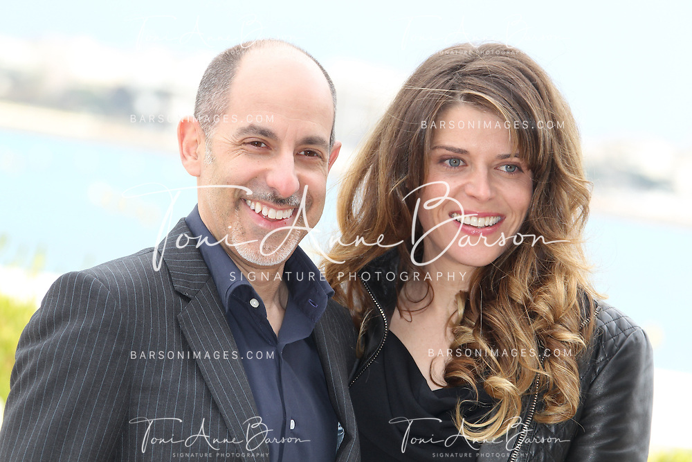 CANNES, FRANCE - APRIL 08:  David S. Goyer attends photocall for the TV serie 'Da Vinci's Demons' at MIP TV 2013 on April 8, 2013 in Cannes, France.  (Photo by Tony Barson/Getty Images)