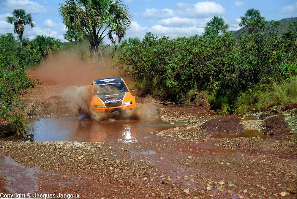 Rally dos Sertoes 2009, Brazil, South America.