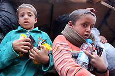 DEC 05 2013 Newly arrived Syrian refugees