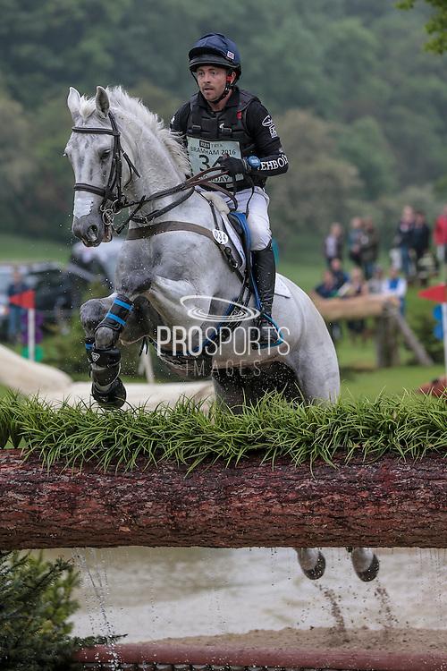 ARCO BB ridden by Ben Hobday at Bramham International Horse Trials 2016 at  at Bramham Park, Bramham, United Kingdom on 11 June 2016. Photo by Mark P Doherty.