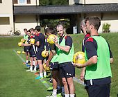 Day 5 - Dundee FC pre-season training camp in Obertraun, Austria