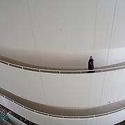 Arhus, Denmark, March 2010. ARoS Aarhus Kunstmuseum.