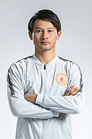 **EXCLUSIVE**Portrait of Chinese soccer player Shi Liang of Beijing Renhe F.C. for the 2018 Chinese Football Association Super League, in Shanghai, China, 24 February 2018.