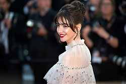 Paz Vega arriving on the red carpet for the Closing Ceremony and 'The Specials (Hors normes)' screening held at the Palais Des Festivals in Cannes, France on May 25, 2019 as part of the 72th Cannes Film Festival. Photo by Nicolas Genin/ABACAPRESS.COM