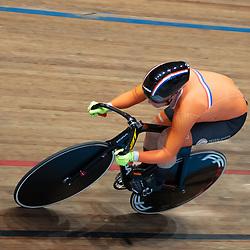 29-12-2019: Wielrennen: NK Baan: Alkmaar <br />Shanne Braspennincx