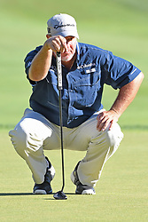 June 24, 2017 - Cromwell, Connecticut, U.S - Boo Weekley during the third round of the Travelers Championship at TPC River Highlands in Cromwell, Connecticut. (Credit Image: © Brian Ciancio via ZUMA Wire)
